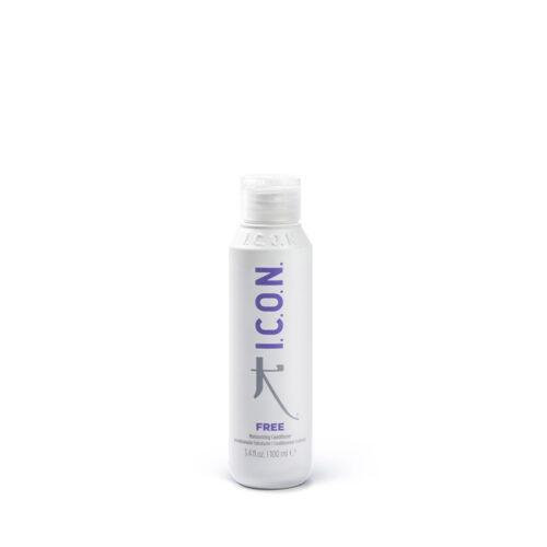 Acondicionador hidratante Free   Productos I.C.O.N.   Tu salón I.C.O.N. en casa